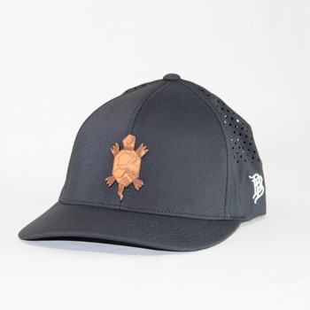 Turtle creek Hat Leather Patch