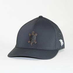 Turtle Creek Hat Black Patch