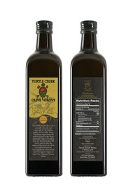 Turtle Creek Olive Grove Extra Virgin Olive Oil Umbria
