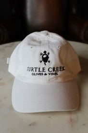 White Comfort Buckle Hat